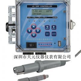 深圳禾威WALCHEM WPH410 pH/ORP自动添加控制器
