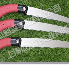 日本名牌手锯岗田锯 剪定锯F-240S 适用于果树剪定、采伐绿化等
