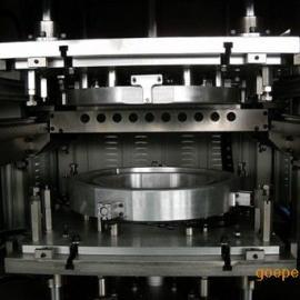洗衣机平衡环热板焊接机