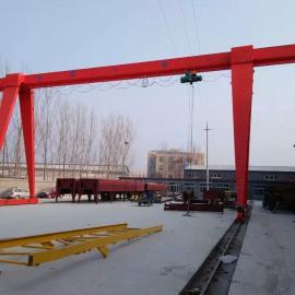 延安MH龙门吊10吨20吨跨度1-50米箱型龙门吊价格