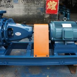 XA65/13卧式悬臂式清水离心泵高温循环泵热水离心泵