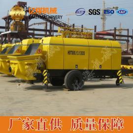 HBT系列电机混凝土输送泵