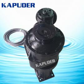 南京凯普德专业生产QDT潜水液下推流器,低速潜水推流器