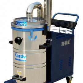 上海大功率吸尘器厂家直销凯德威DL-2280车间铁屑吸尘器