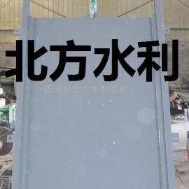 定制喷锌防腐钢闸门、不锈钢闸门
