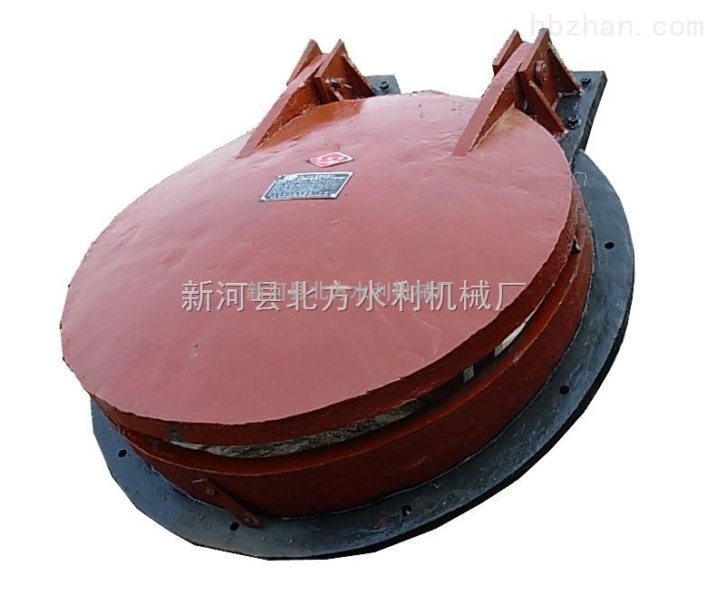 污水处理用铸铁拍门