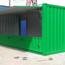 集装箱改装 设备箱,集装箱商铺认准沧州信合