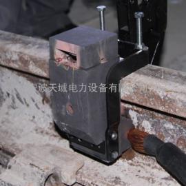 钢轨回流线放热焊接工艺