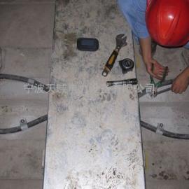 钢轨回流线放热焊接\地铁信号线焊接