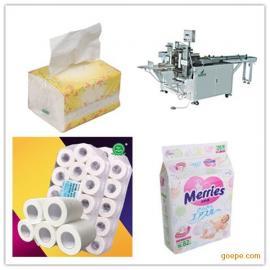 纸尿裤自动包装机,纸尿片包装设备