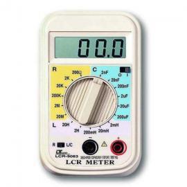 代理台湾路昌LCR-9063经济型LCR表LCR9063电感电容表