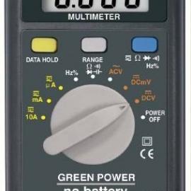 代理台湾路昌DM-9981G万用电表-手摇电容表DM9981G