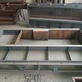 急流槽钢模具 生产中心