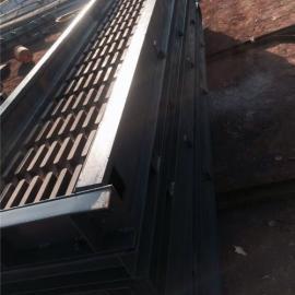 预制遮板钢模具