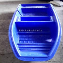 厂家直销养殖船塑料渔船休闲垂钓船农用渔船