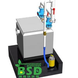 济南全自动污水提升器-济南污水提升装置-专利型号