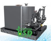 昆明全自动污水提升设备-昆明全自动污水隔油提升设备-自动控制