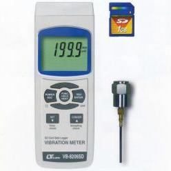代理台湾路昌VB-8206SD记忆式振动计VB8206SD振动测试仪
