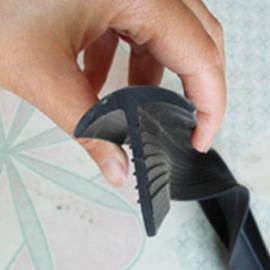 温州彩色PVC胶条 pvc橡塑密封条可定做