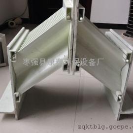 屋脊式除雾器+管式除雾器