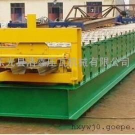 浩鑫压瓦机供应600型全自动楼承板设备