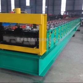 浩鑫压瓦机厂家直销678型全自动楼承板设备