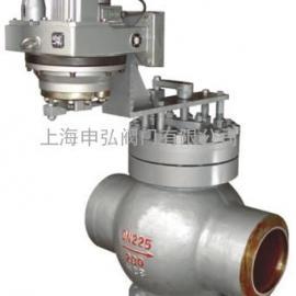 电动焊接给水回转调节阀T960H