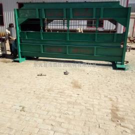 浩鑫压瓦机厂家降价销售4米液压折弯机