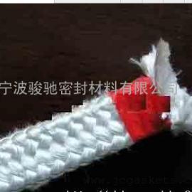 玻璃纤维盘根|骏驰出品自来水厂专用浸四氟玻纤盘根
