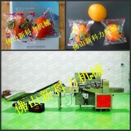 郴州冰糖橙包装机|枕式橙子自动包装机