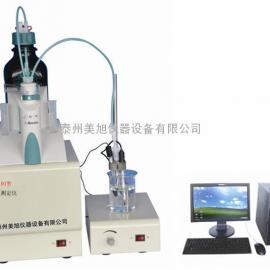 MX-100型石油产品碱值测定仪 油品酸值和碱值测定仪