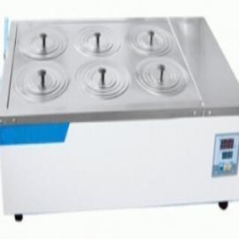 优质HHS-2-6型双列6孔水浴锅【特惠价格】
