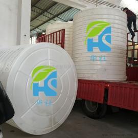 六枝10吨化工储罐耐酸碱防腐蚀储罐硫酸储罐厂家直销