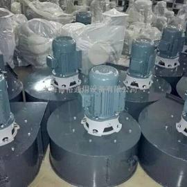烘干风机 2.2KW工业烘箱专用风机 高温烘干离心风机