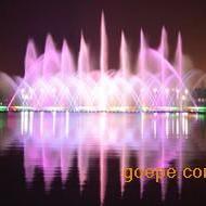 贵阳音乐喷泉工程公司 贵阳音乐控制喷泉