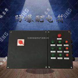 BXM8050黑色塑壳防爆防腐动力(照明)配电箱