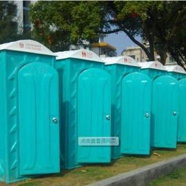 武汉流动厕所租赁 临时环保厕所租赁 免水打包厕所租赁