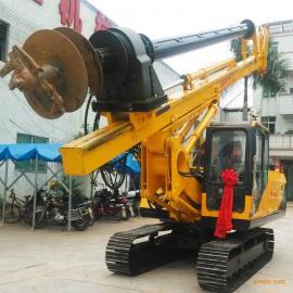 旋挖钻机性价比高 履带式旋挖钻机
