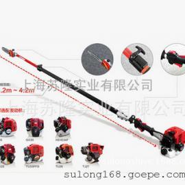 本田GX25高枝油锯,本田多功能高枝绿篱机、宽带绿篱机