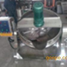 自动搅拌豆沙炒锅耀邦机械100%品质保证