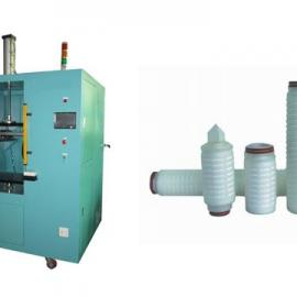 滤芯端盖焊接机,滤芯接长热板焊接设备