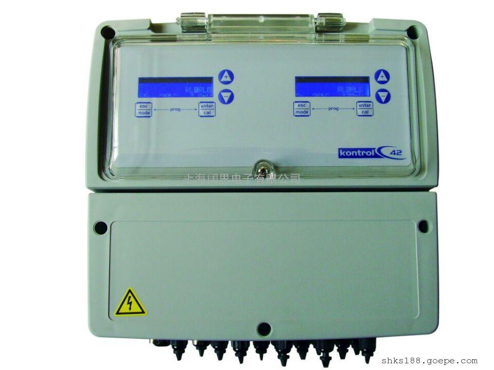 意大利赛高(Seko)游泳池双功能水质监控仪Kontrol 42