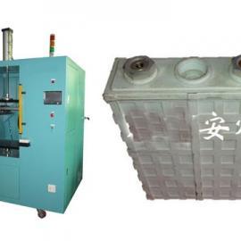 蓄电池盒盖焊接机,电池封口热板焊接机
