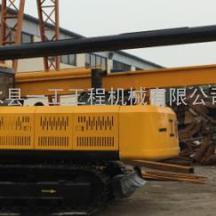 山东一工YGR120旋挖钻机