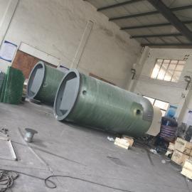 河南一体化污水提升泵站厂家