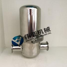 低价处理卫生级压缩空气过滤器304
