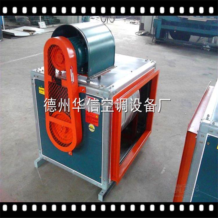HTFC-Ⅰ-10型2.2kw低噪音消防通风两用电机外置箱式离心风机