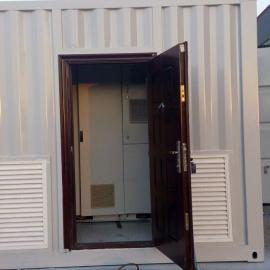 供应优质特种集装箱 发电外壳、集装箱式发电机房