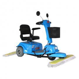 驾驶式三轮拖地车 电动尘推车 商场用拖地机 高效拖地机