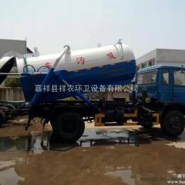 辽宁沈阳7吨真空吸污车价格